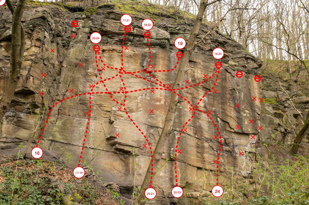 Climbing Muttental Sector Hauptwand New3