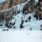 Val Travenanzes Ice Climbing Picture 2